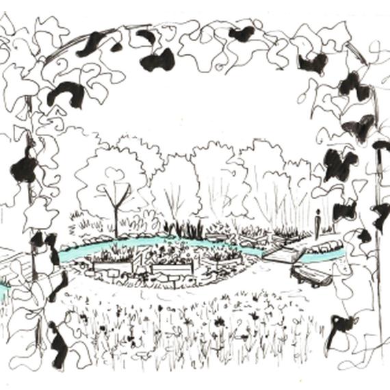 Le jardin de Calie